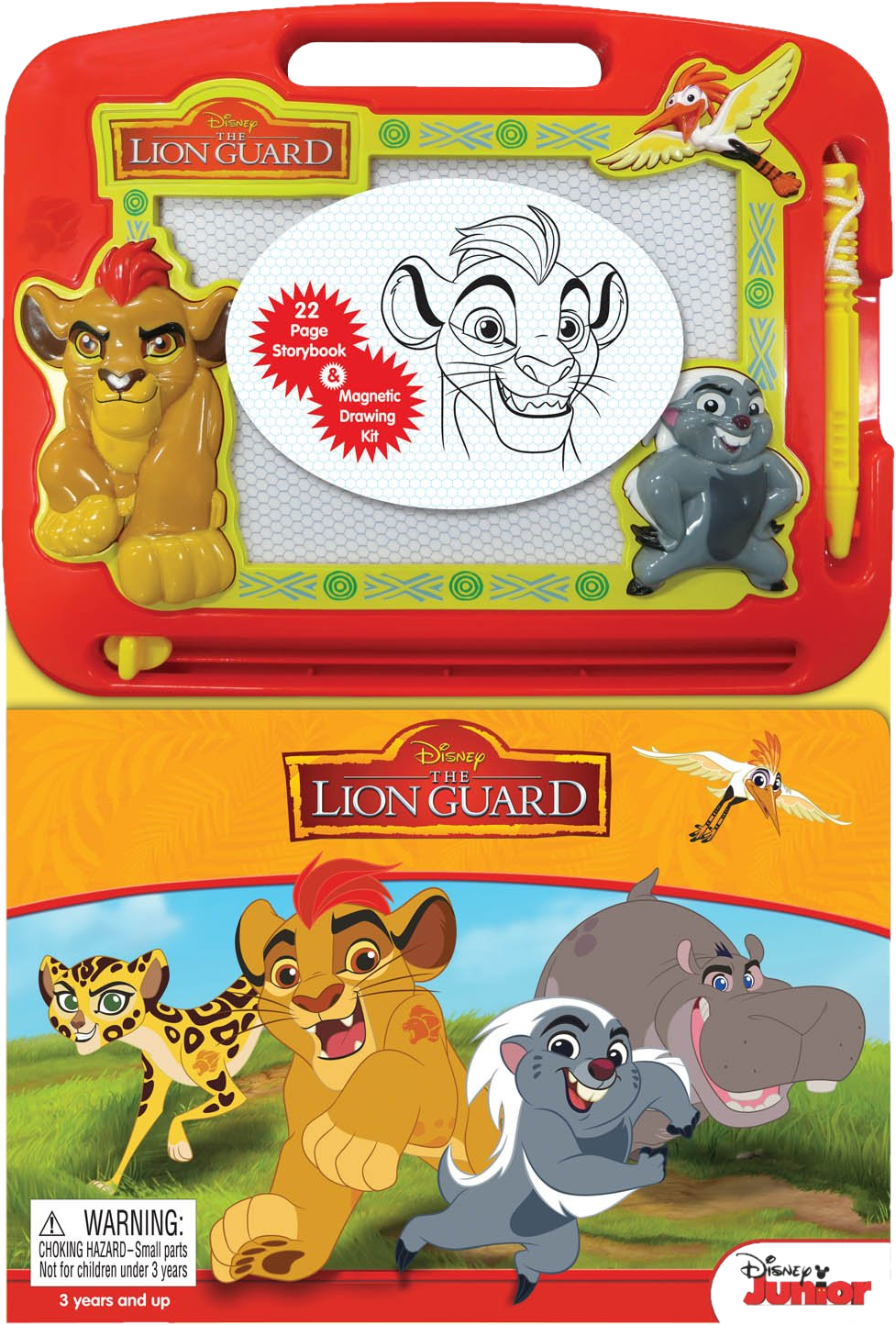 The Lion Guard Learning Series