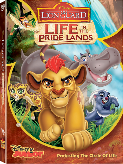 Life in the Pride Lands (DVD)