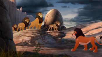 Scar's Lion Guard