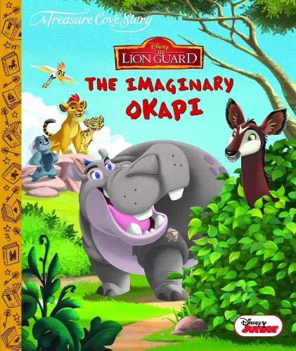 The Imaginary Okapi (A Treasure Cove Story)