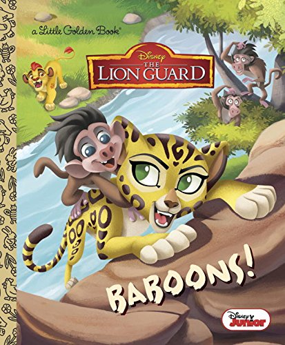 Baboons! (book)