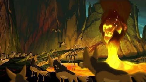 Kion's Roar of the Elders - The Scorpion's Sting