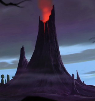 Outside the Volcano (formerly Janja's Reign)