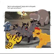 The lion guard can t wait to be queen page 20 by findingserenity1998-da7f2wy