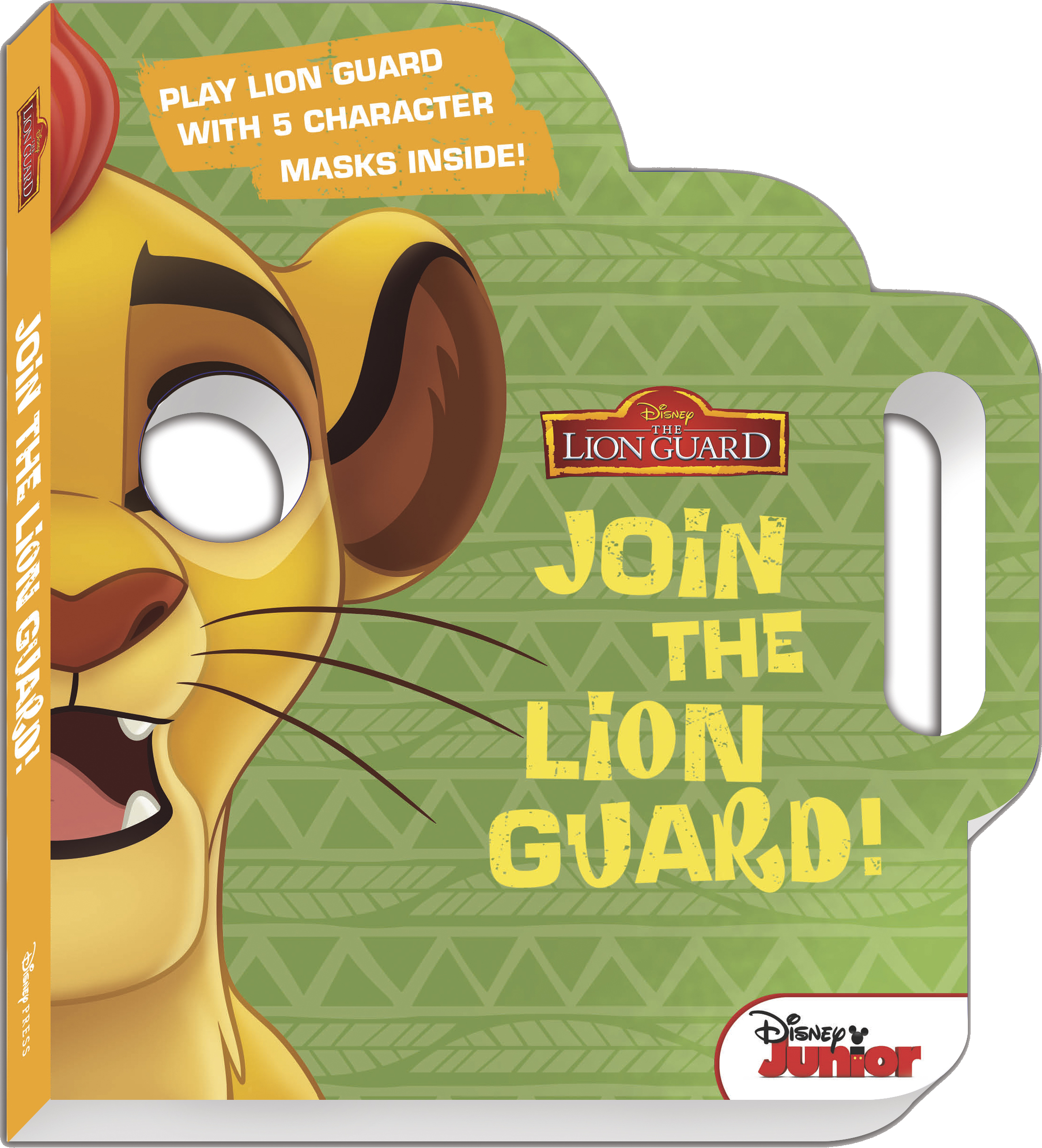 Join the Lion Guard!