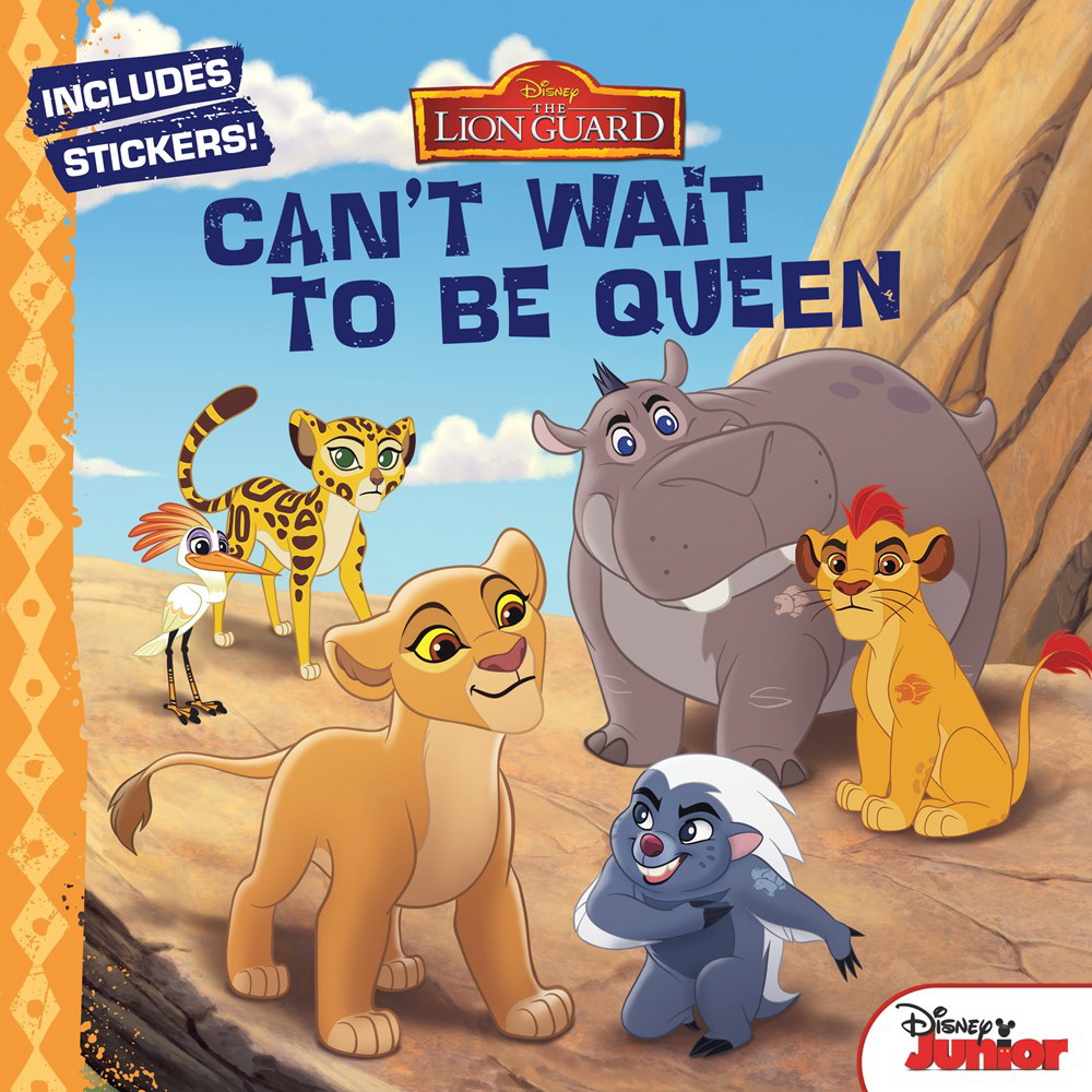 Can't Wait to be Queen (book)
