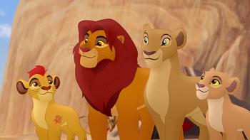 The Lion Guard (African Lion)