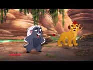 The Lion Guard - Simba Explains - Official Disney Junior Africa