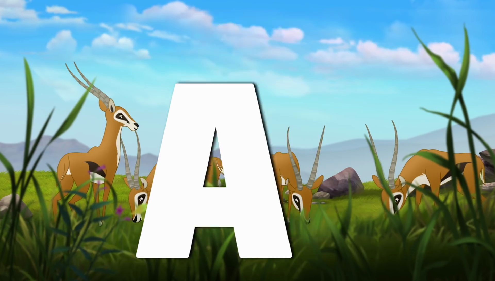 A to Z with the Lion Guard/Gallery