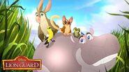 Hippo Lanes Music Video The Lion Guard Disney Junior