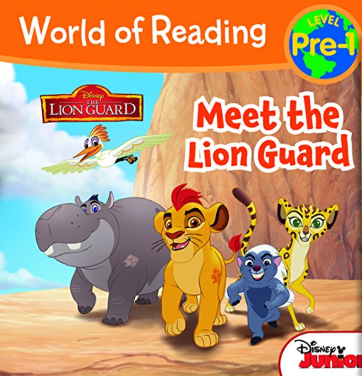 Meet the Lion Guard