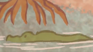 The Lion Guard (Mugger Crocodile)