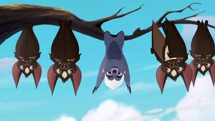The Lion Guard (Botswana Long-Eared Bat)