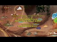 The Lion Guard- The Power of the Roar credits (Czech)
