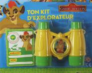 Explorer-kit