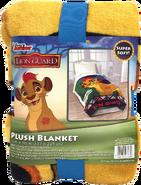 Plush-blanket