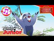♫ Die Garde der Löwen - Sing mit! - Grüne Weihnacht - Disney Junior Musik
