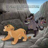 The lion guard can t wait to be queen page 18 by findingserenity1998-da7f2os