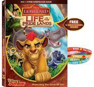 Usa dvd with wrist band