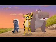 The Lion Guard - On The Last Night (Czech)