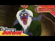 The Lion Guard - Beautiful Day Song - Official Disney Junior Africa