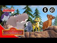 De Leeuwenwacht - 🦁 De Rivier van Geduld - Disney Junior BE