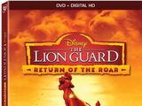 The Lion Guard: Return of the Roar (DVD)