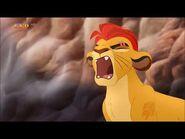 The Lion Guard (Lví hlídka) The Power of The Roar (Czech)
