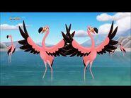 The Lion Guard (Lví hlídka) Flamingo Dance Party (Czech)