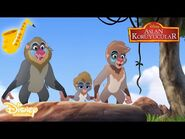 Müziğe Bakmayı Unutma Şarkısı🎤☺🎧 - Aslan Koruyucular - Disney Channel Türkiye