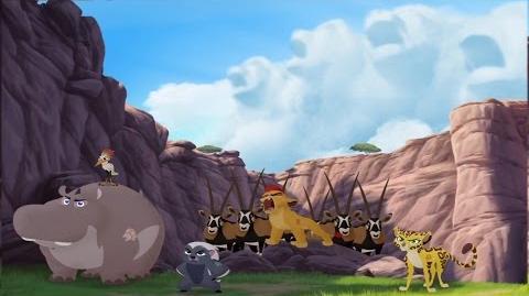 Kion's Roar of the Elders - Janja's New Crew