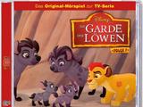 Die Garde der Löwen CD-Hörspielreihe