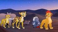 The Lion Guard As You Move On - Full Song with lyrics (High Quality) Journey to the Pride Lands