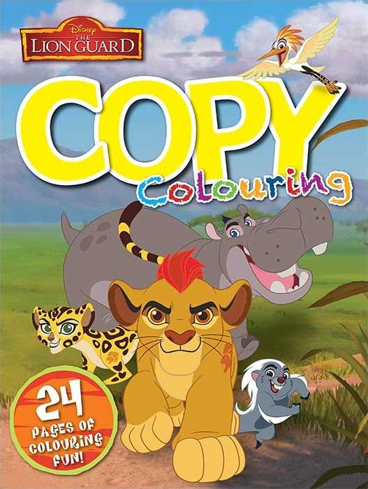 Copy Colouring