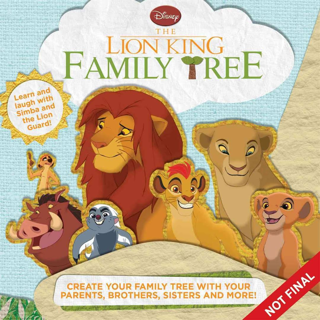 The Lion King Family Tree The Lion Guard Wiki Fandom
