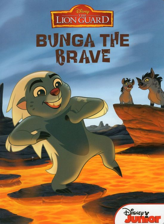 Bunga the Brave