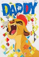 Daddy-card
