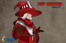 Red wiz