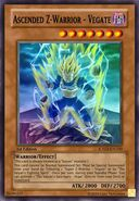Ascended Z-Warrior - Vegate EN JOTD