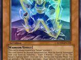 Ascended Z-Warrior - Vegate
