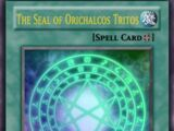 The Seal of Orichalcos Tritos (Custom)