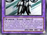 Elemental HERO Metal Stratos