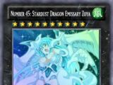 Number 45: Stardust Dragon Emissary Zoya