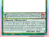 Infimum Pendulum, the Dracoslayer
