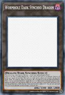 Wormhole Dark Synchro Dragon