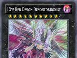 LXyz Red Demon Demontortionist