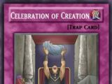 Celebration of Creation (Custom)