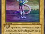 Frigid Beast - Freezer the Tyrant (Card)/(Custom)