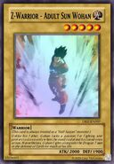Z-Warrior - Adult Sun Wohan
