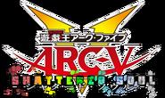Yu-Gi-Oh-ARC-V Shattered Soul JP logo